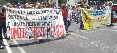 Bildergebnis für comité cerezo méxico